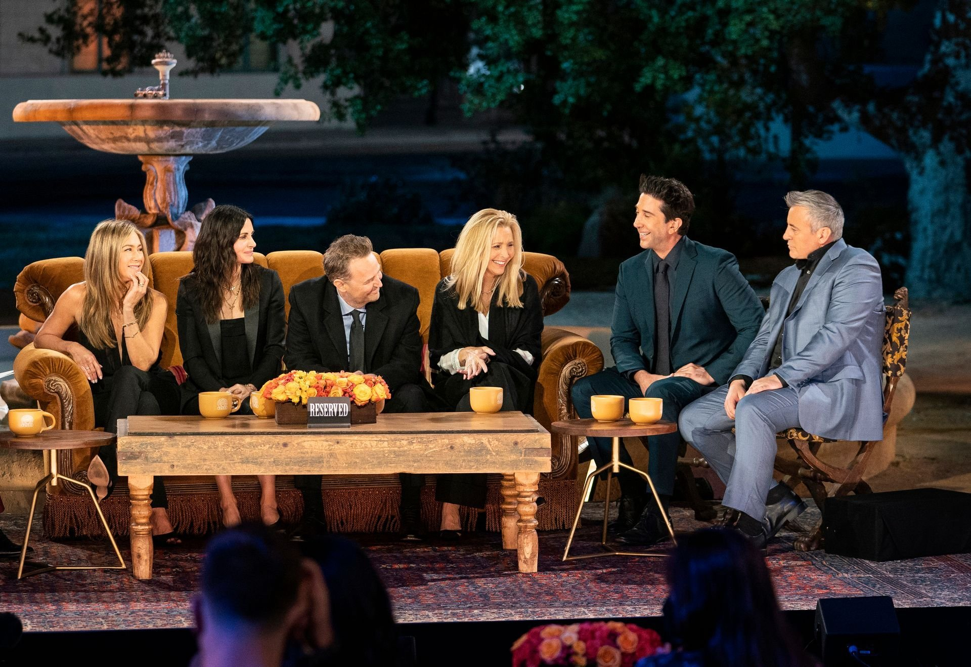Friends Reunion: Why Ross and Rachel Were TV's Biggest Will They/Won't They