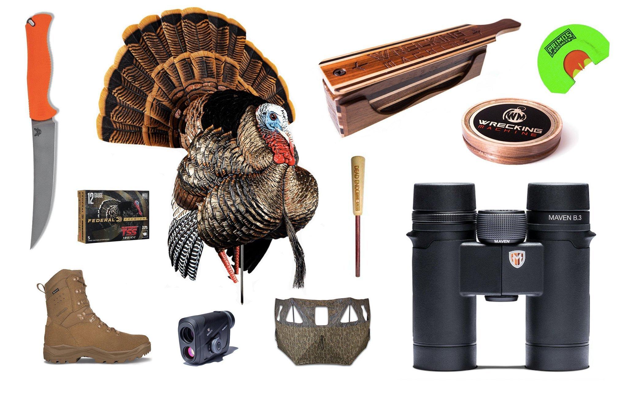 The best new turkey hunting gear