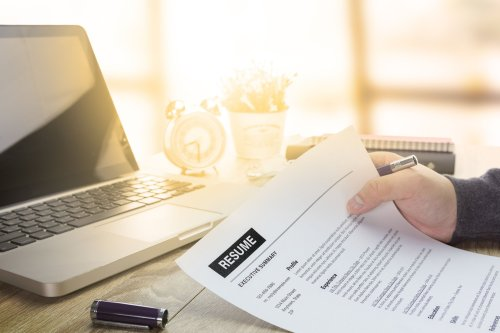 Tips For the Perfect Resume — Plus More Tips For Finding A New Job