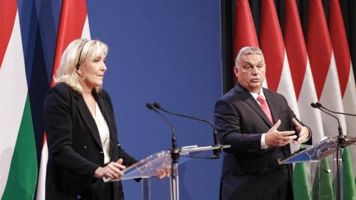Five takeaways from Hungarian PM Viktor Orban's meeting with French far-right leader Le Pen
