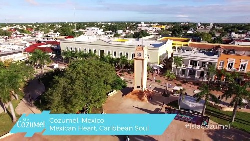 Cozumel Mexico:Mexican Heart, Caribbean Soul