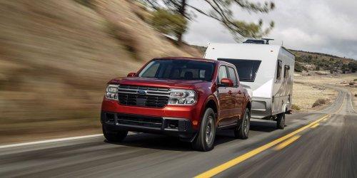 2022 Ford Maverick Arrives as a Hybrid Compact Pickup