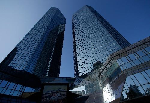 Deutsche Bank will Geldspritzen der EZB weiter nutzen
