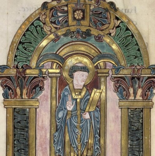 How Did The Anglo-Saxons Get Christianized?