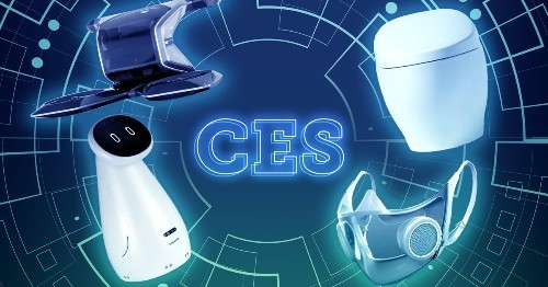 CES 2021: Key Takeaways, Rollable Phones, and the Pandemic