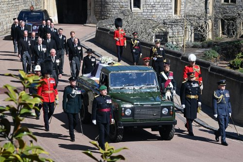 Inside Prince Philip's funeral