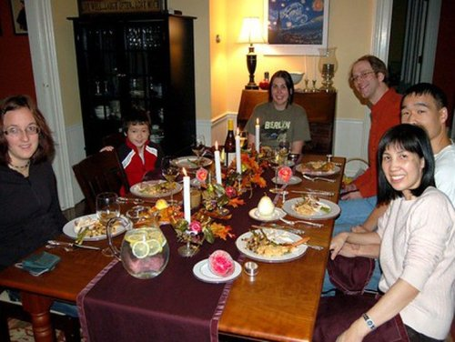 A Recipe For Disaster: Stories of Family Drama At Thanksgiving Dinner