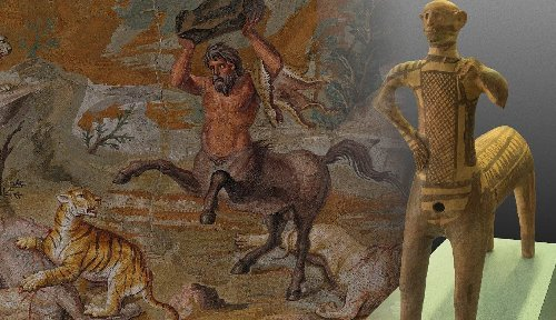 Where Did The Centaurs Come From?
