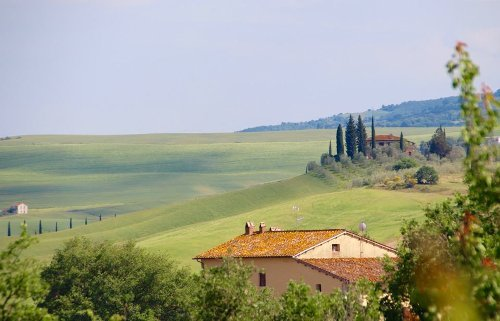 The Tuscany Landscape
