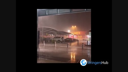 Australia: Strong Winds And Heavy Rains In Queensland