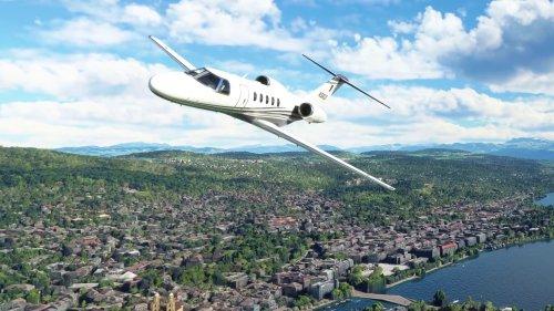 Microsoft Flight Simulator: Austria, Germany, Switzerland World Update Trailer