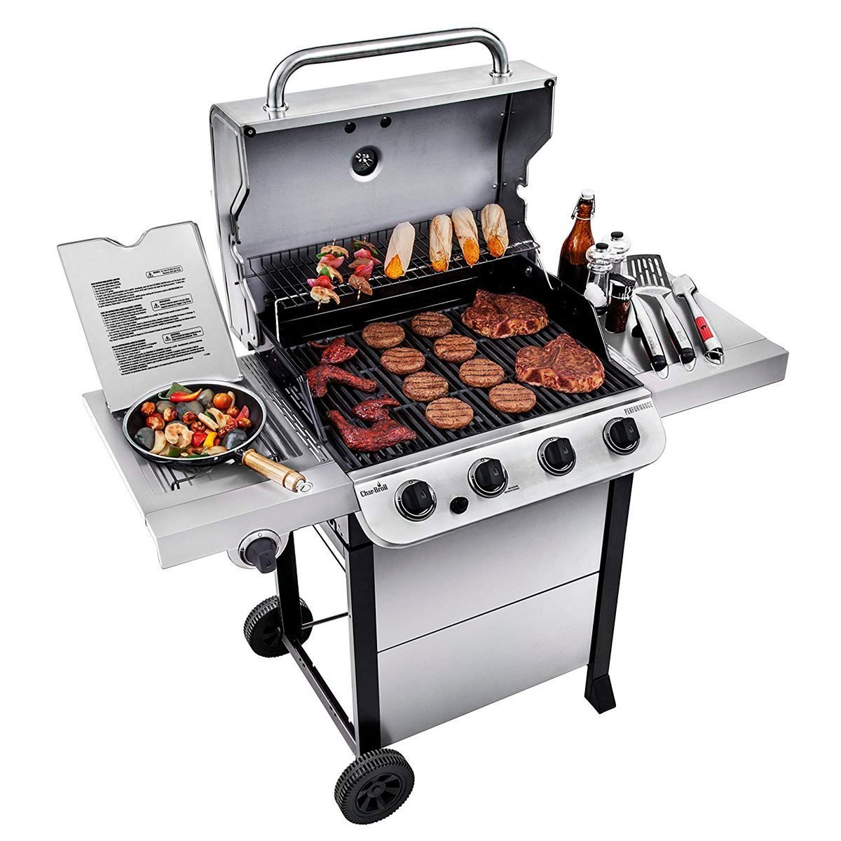Get Your Grill On: A Guide to the Best Grilling Machines