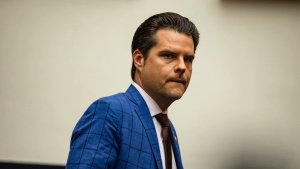 FL Rep. Matt Gaetz Venmo'd $900 to Accused Sex Trafficker Who Then Paid Young Women: Report
