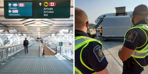 Canadians Who Refuse To Wear A Mask On Planes & In Airports Can Get Heavy Fines