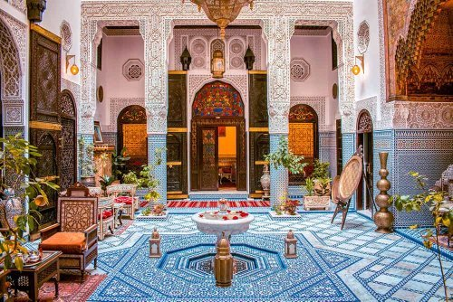 AMAZING MOROCCAN RIADS THAT WILL TAKE YOUR BREATH AWAY