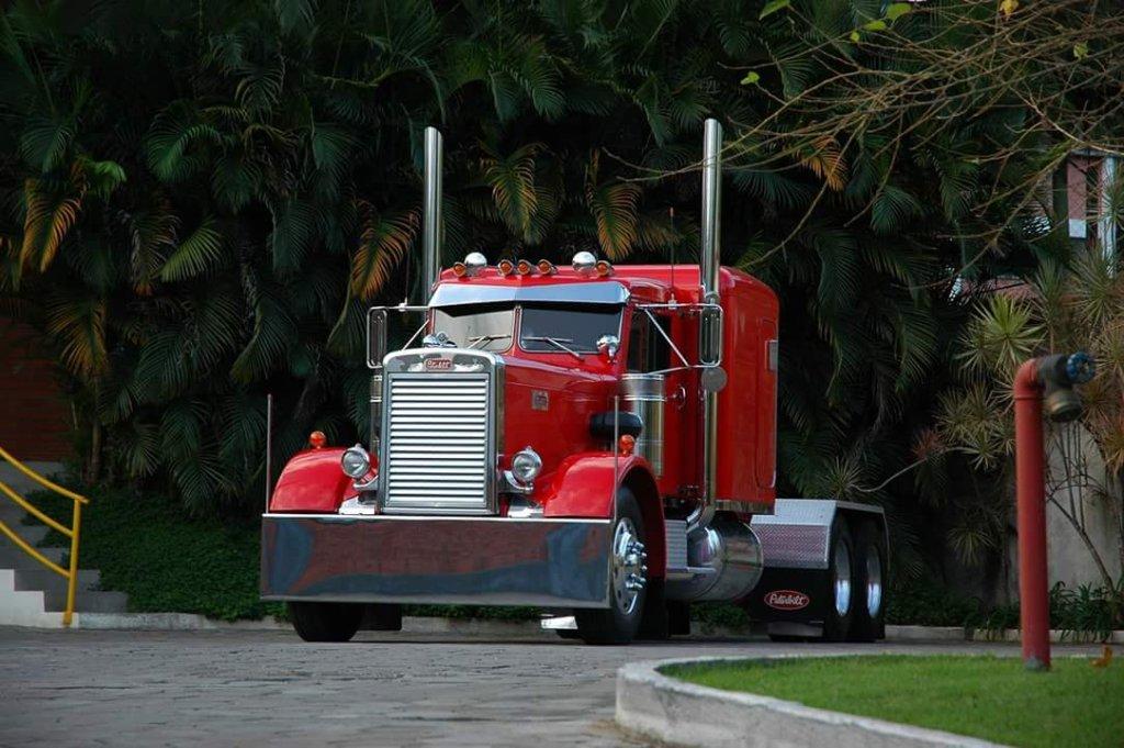 Big Trucks - cover