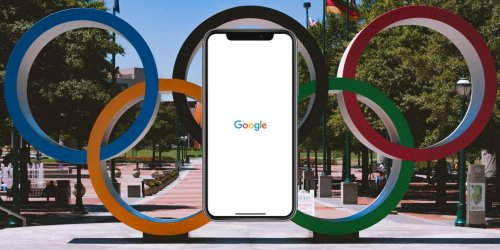Google is Making it So Easy to Keep Up With The Olympics!