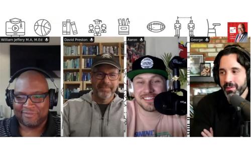 Flipboard EDU Podcast Episode 43: Education, Basketball and Some Trash Talk