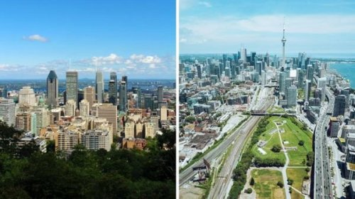 A 'Smartest Cities In The World' Ranking Put Montreal In 17th Place