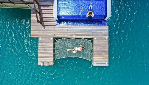THE MOST INCREDIBLE OVERWATER VILLAS IN THE CARIBBEAN