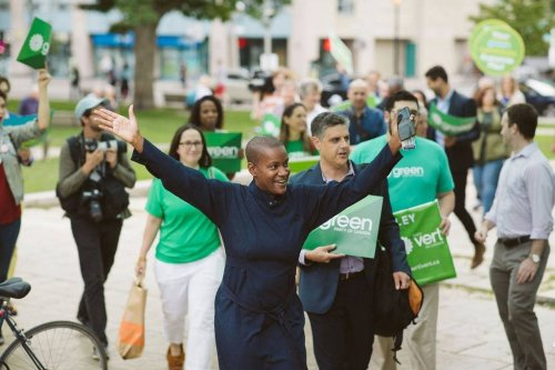 Can Annamie Paul hold on to the Green Party reins?
