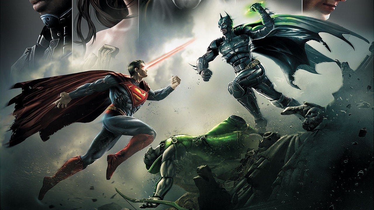 Injustice: Gods Among Us Movie Cast and Release Window Announced