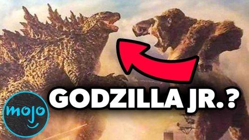 Top 10 Godzilla vs Kong Fan Theories