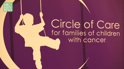 'Circle Of Care' Changes View Of Pediatric Cancer With Photo Art Exhibit
