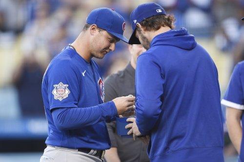 No-hitter No. 7: Cubs blank Dodgers, tie MLB season record