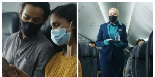 WestJet's Video Series Shows You Exactly What Flying Looks Like Right Now