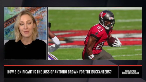 How Will Loss of Antonio Brown for NFC Championship Game Affect Buccaneers?