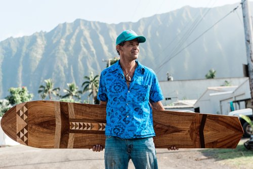 The Sultan of Surf: Leleo Kinimaka » FLUX