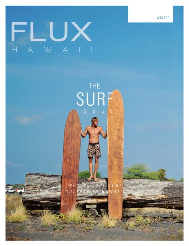 Issue 12: Surf » FLUX