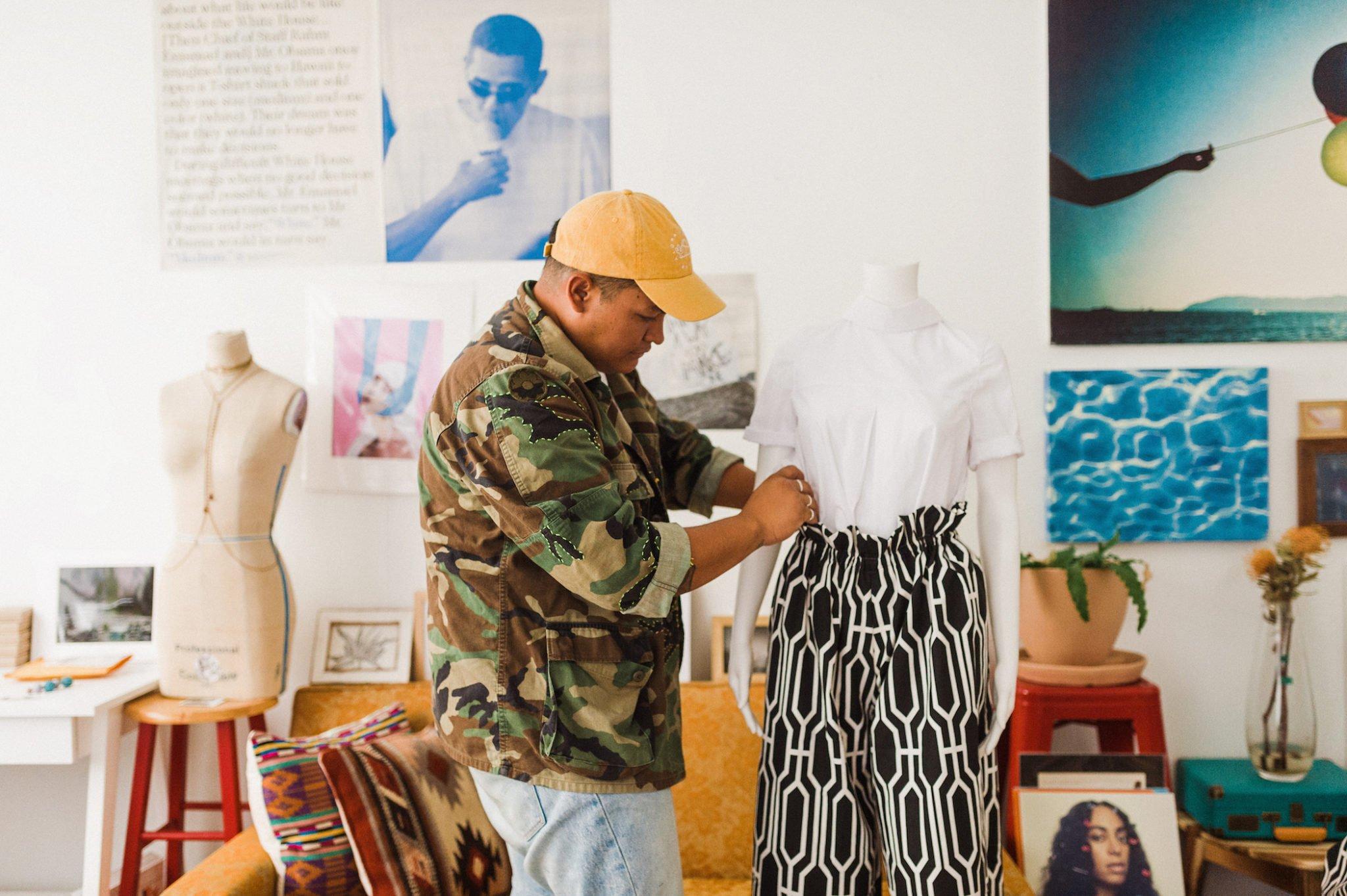 Matt Bruening: The Function of Fashion » FLUX