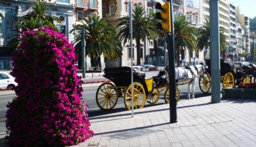 Eine Woche durch Andalusien – Teil 1