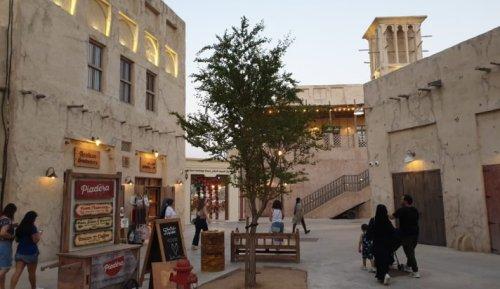 Dubais neues, altes Ausgehviertel – Al Seef