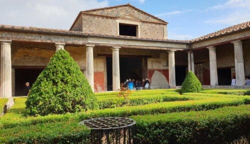 Ein Tag bei den Römern – Pompeji