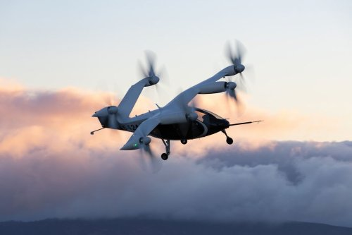 Joby Aero Hits Range Target with 150-sm Flight