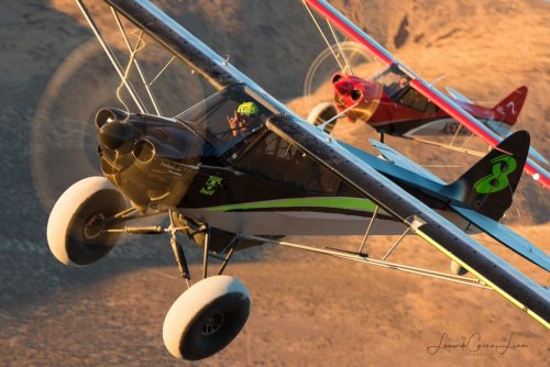 Photo Gallery: High Sierra Fly-In 2021    Flying
