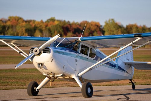 Approachable Aircraft: Stinson 108