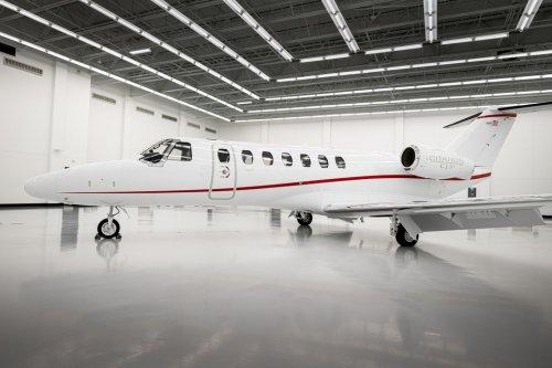 Cessna Citation CJ3 Series Now Tops 600 Deliveries