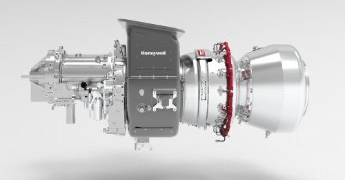 Honeywell Introduces Power Source for Hybrid-Electric Aircraft