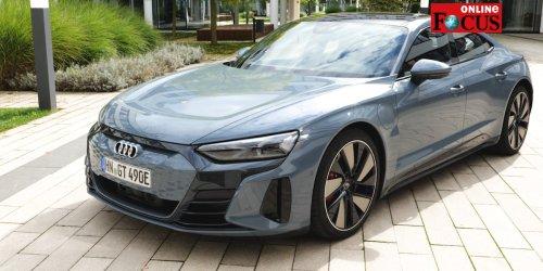 Audi E-tron GT im Video-Test