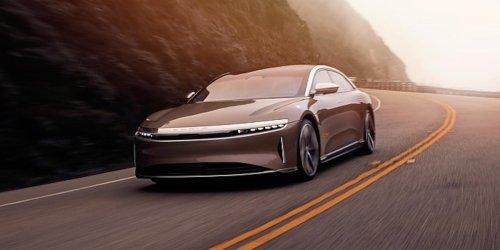 Fahrbericht Lucid Air Grand Touring: 800 Kilometer mit einer Ladung: Erste Fahrt im echten Tesla-Killer