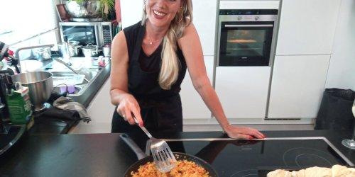 """""""Das perfekte Dinner"""" : Bei Gastgeberin Sandra heißen die Gartenfische """"Gucci"""" und """"Prada"""""""