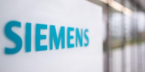 Siemens gliedert Geschäft mit großen Motoren aus