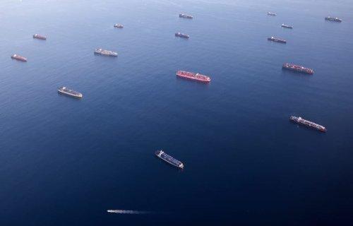 """Ein """"perfekter Sturm"""" verhindert, dass Container in die Häfen kommen"""