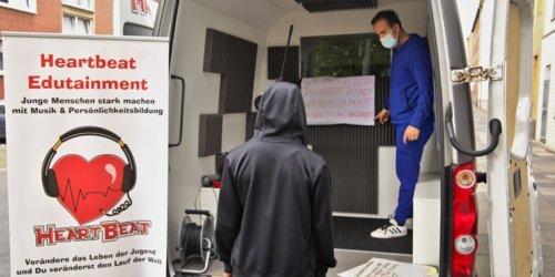 Polizei Duisburg: POL-DU: Duisburg: Wege aus der Kriminalität - Hilfe durch Hip Hop