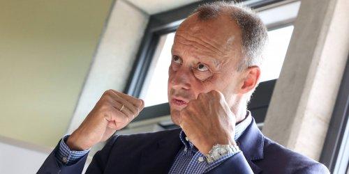 Die FOCUS-Kolumne von Jan Fleischhauer: Ein Rabauke mit Psychoproblem: Trotzdem ist Merz der Mann, den die CDU jetzt braucht