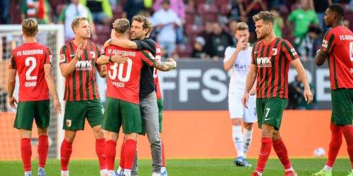 Augsburg will in Fußball-Bundesliga gegen Freiburg nachlegen